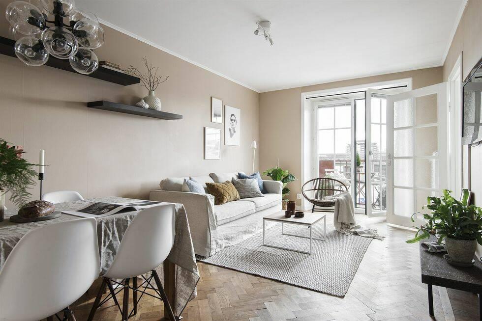 Nu kan du köpa lägenheten med Martin Becks balkong