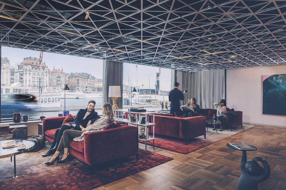 Sekelskifte möter ikonisk dansk design när klassiska hotellet renoveras