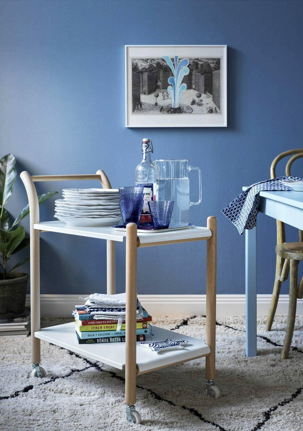 Hus & Hems stylist: Så inreder du en liten matvrå på bästa sätt