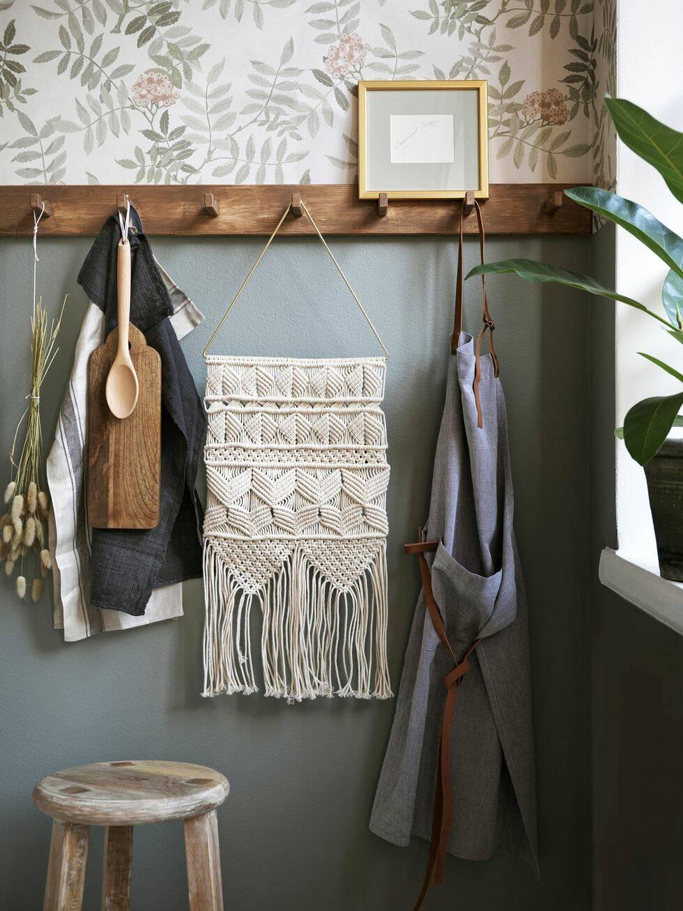 Stylisten tipsar: Så här skapar du ett härligt rustikt kök