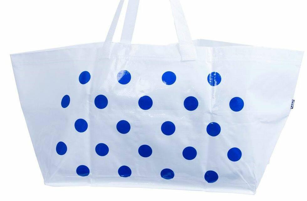 Ikea-kassen Frakta får ny design – se bilderna här